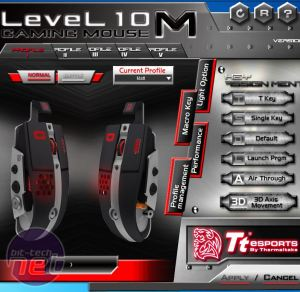 Tt eSports Level 10M Gaming Mouse review Tt eSports Level 10M Gaming Mouse Review