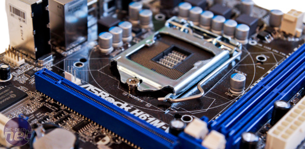 *Super-budget Intel motherboards ASRock H61M-VS