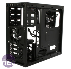 Corsair Carbide 200R review Corsair Carbide 200R - Interior
