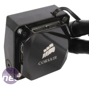 Corsair H80i review Corsair H80i Review