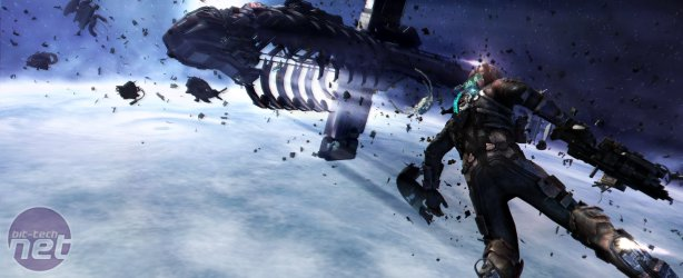 Dead Space 3 preview Dead Space 3 Preview