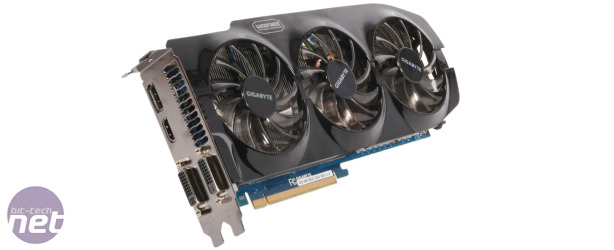 *Gigabyte GeForce GTX 670 2GB Windforce 3X Review Test Setup