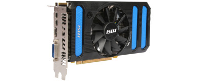 MSI Radeon HD 7850 1GB review