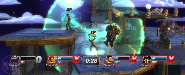 PlayStation All-Stars Battle Royale review PlayStation All-Stars Battle Royale Review