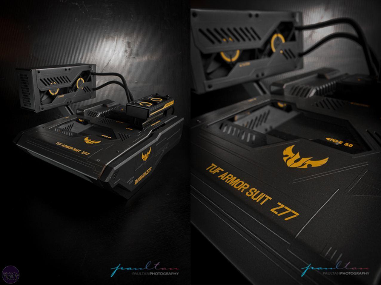 Asus TUF Armorsuit Z77 by Paul Tan   bit-tech net