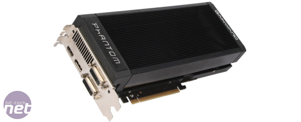 Gainward GeForce GTX 660 Ti 2GB Phantom review Test Setup