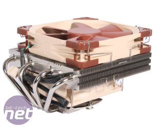 Noctua NH-L12 review Noctua NH-L12 Review