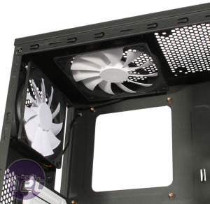 *Fractal Design Core 3000 Review Fractal Design Core 3000 - Interior