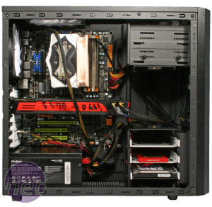 Fractal Design Core 3000 review Fractal Design Core 3000 - Performance Analysis and Conclusion