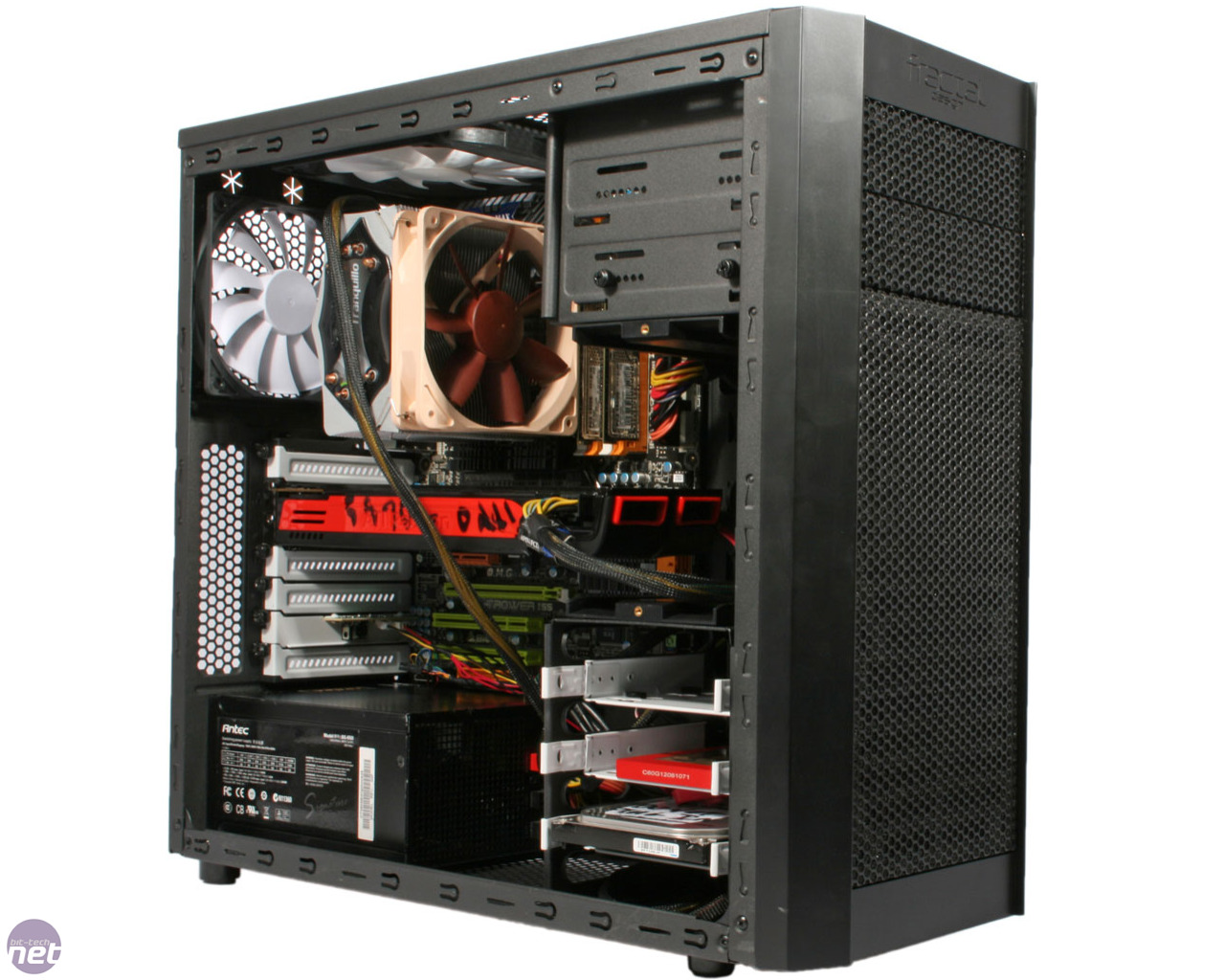 Fractal Design Core 3000 - Performance Analysis and ...