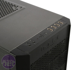 Fractal Design Core 3000 review Fractal Design Core 3000 Review