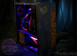 January 2013 Bit-tech Modding Update Bio-A10 by E.E.L. Ambience and Zeus Edition by Ronnie Hara