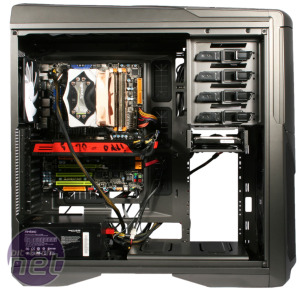 NZXT Phantom 630 review NZXT Phantom 630 - Performance Analysis and Conclusion