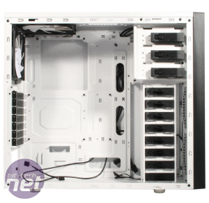 NZXT Source 210 Elite review NZXT Source 210 Elite - Interior