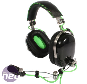 *Razer BlackShark Review Razer BlackShark Review