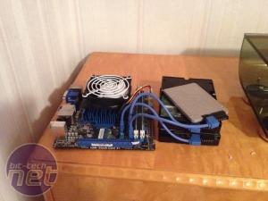 Curv3d by Johan Nyman (C4B12) Hardware installation