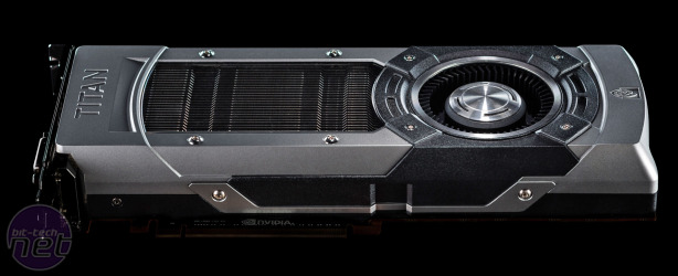 Nvidia GeForce GTX Titan First Look