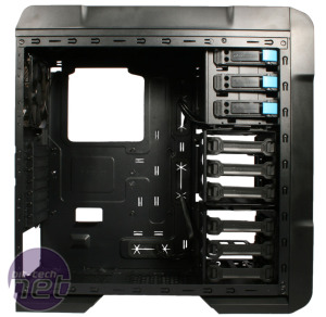 *Thermaltake Chaser A31 Review Thermaltake Chaser A31 - Interior