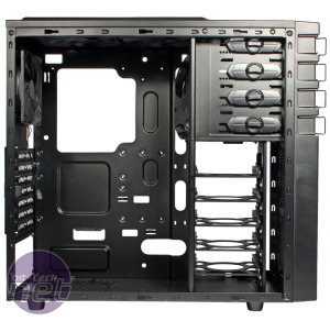 Antec GX700 Review Antec GX700 - Interior