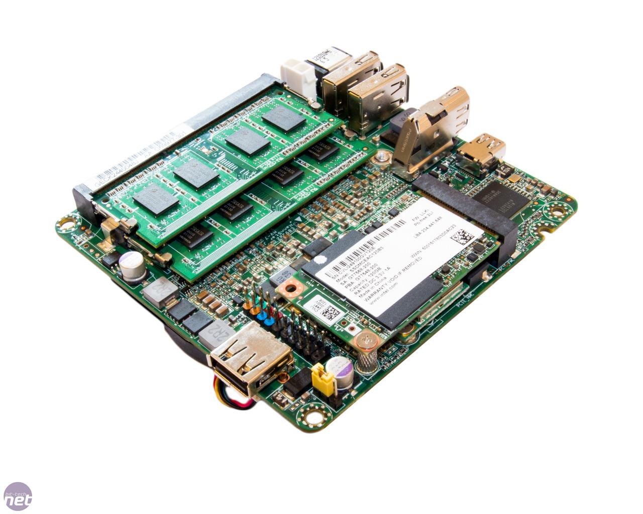Intel Nuc D33217ck Review Bit Tech Net