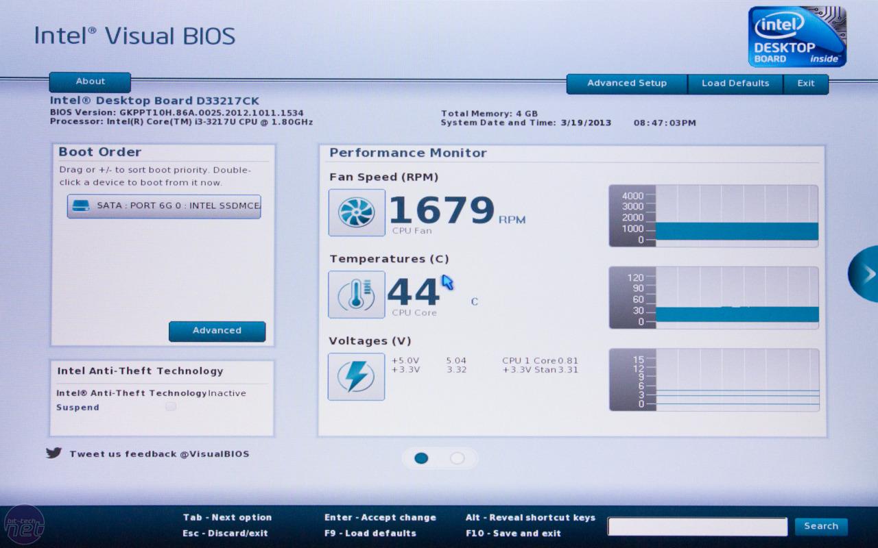 Intel NUC D33217CK Review | bit-tech net