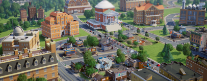 Sim City: The game for the risk averse The way you are supposed to play