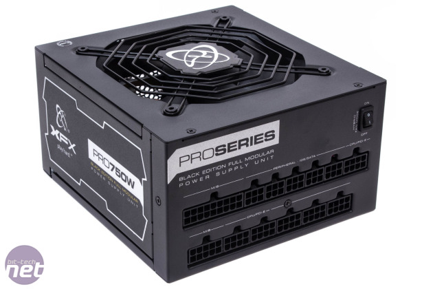 What is the best 720-750W Power Supply? XFX Pro Series Black Edition 750W Review