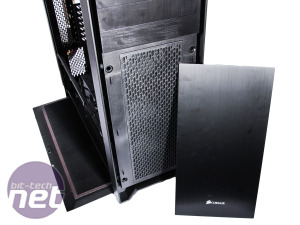 Corsair Obsidian 900D Review Corsair Obsidian 900D - Exterior and interior