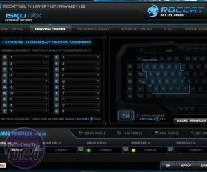 *Roccat Isku FX Review Roccat Isku FX - Software, Performance and Conclusion