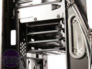 Corsair Obsidian 350D Review Corsair Obsidian 350D - Internals