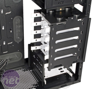 Fractal Design Arc Midi R2 Review Fractal Design Arc Midi R2 - Interior