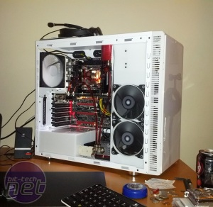 Mod of the Month April 2013  Sickrig002 Fractal R4 & AquaComputer by sntmods