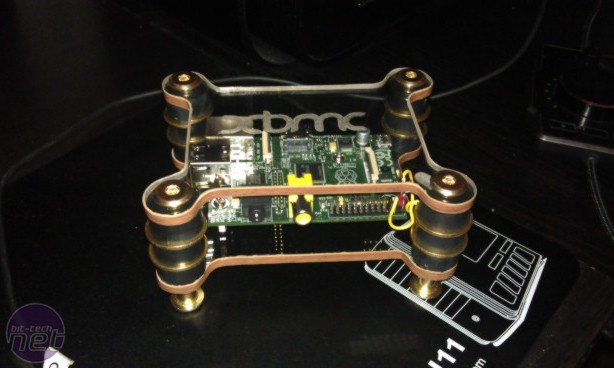 Raspberry Pi Case Competition Voting Bulky by tekonivel