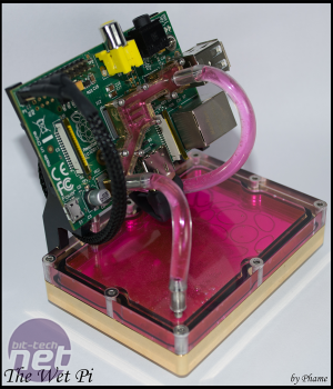 Raspberry Pi Case Competition Voting The Wet Pi by Phame