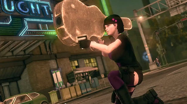 Saints Row 4 Preview