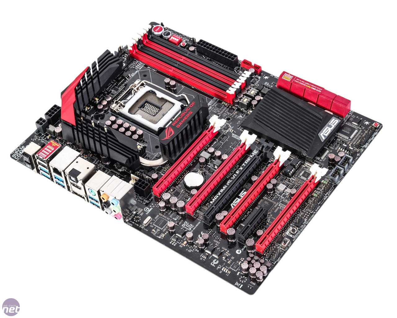 Asus Maximus VI Extreme Review Asus Maximus VI Extreme (Z87) Review ...