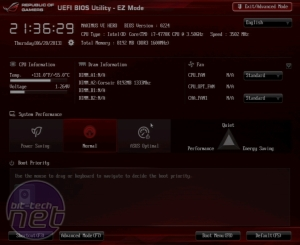 Asus Maximus VI Hero Review Asus Maximus VI Hero Overclocking, Performance Analysis and Conclusion