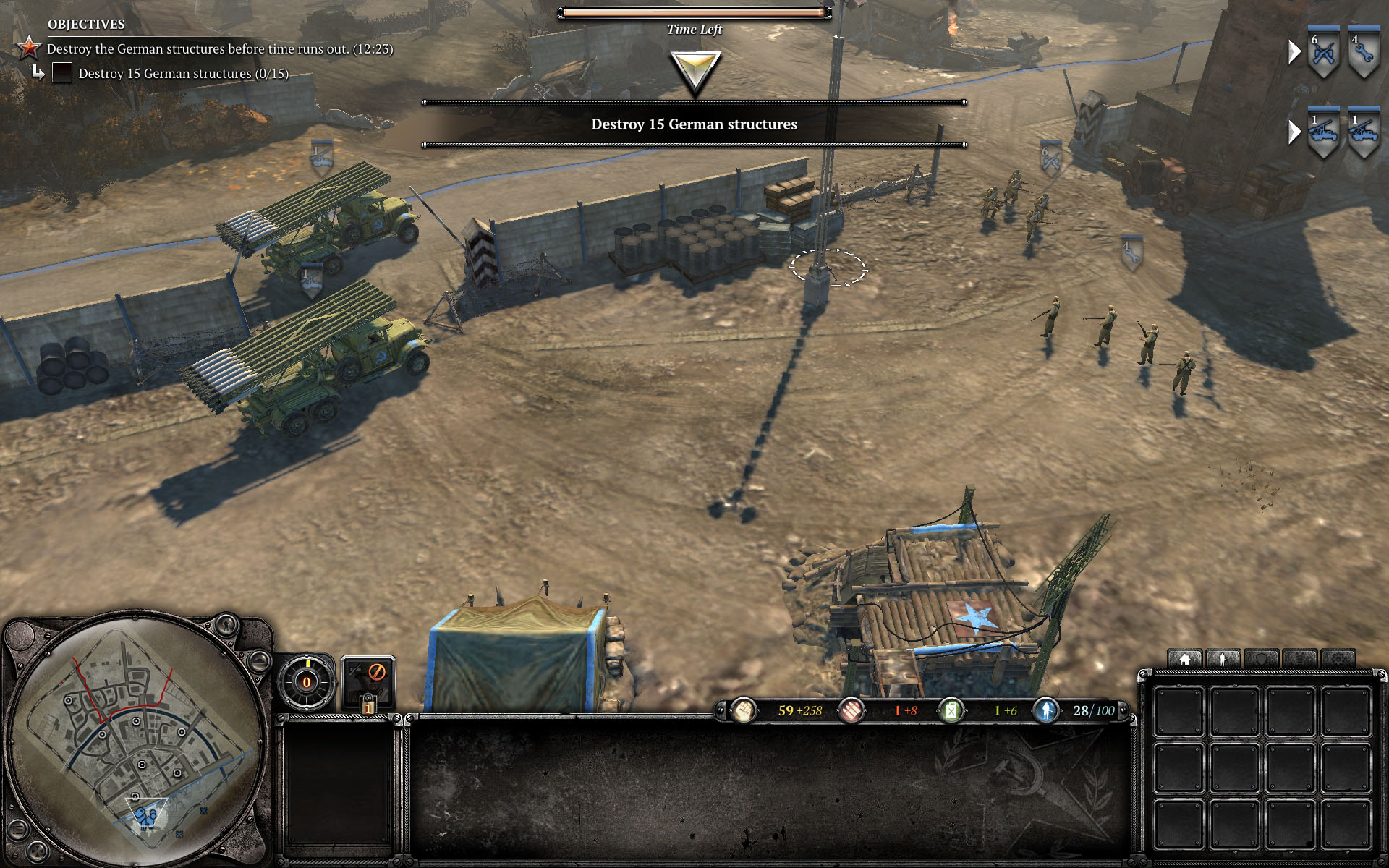 Company of Heroes 2 Review Company of Heroes 2 Review - Multiplayer and G..