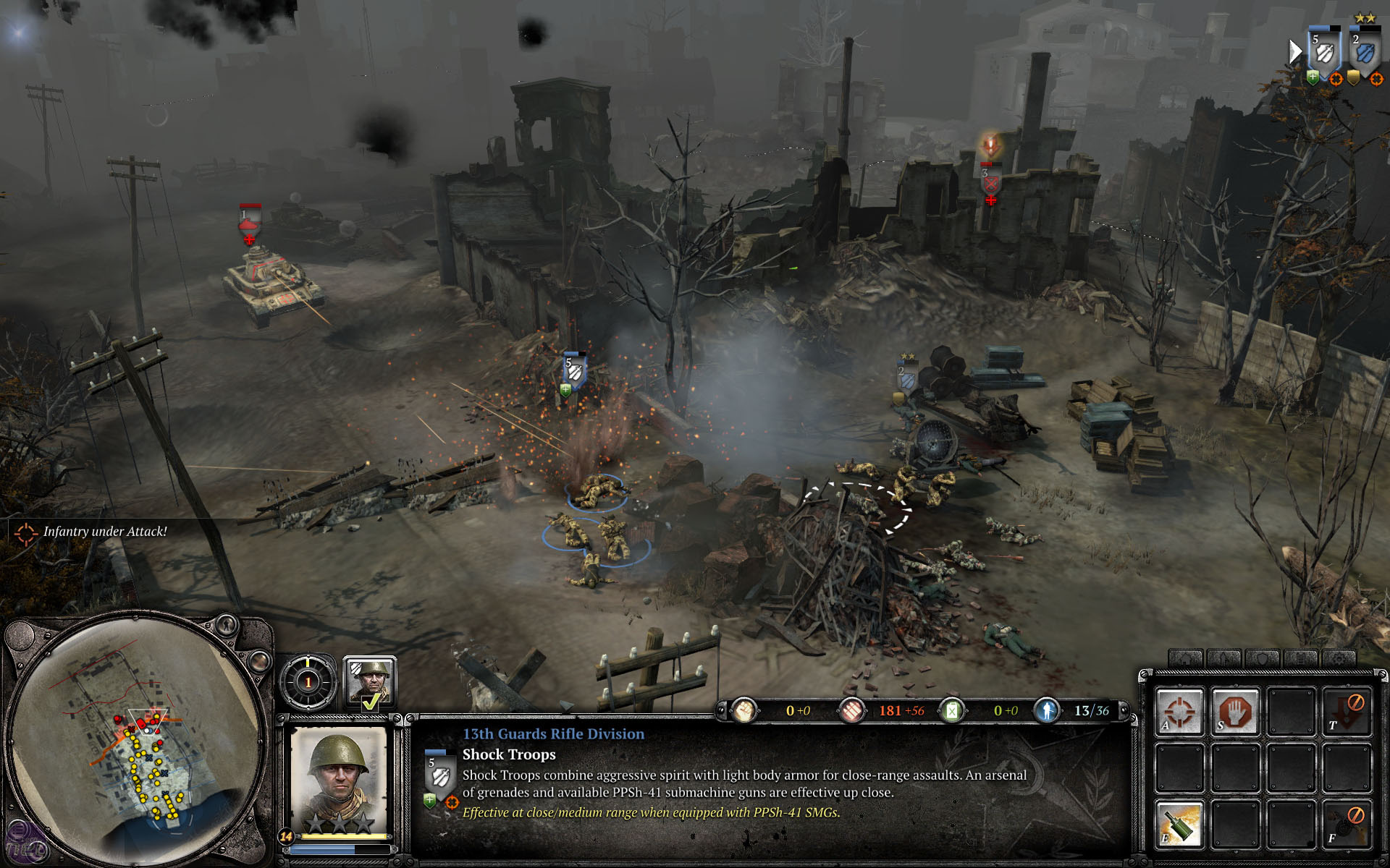 Company Of Heroes 2 Review Bit Tech Net