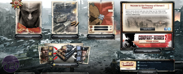 Company of Heroes 2 Review Company of Heroes 2 Review - Introduction and Singleplayer