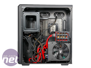 Corsair Carbide Air 540 Review Corsair Carbide Air 540 - Internals