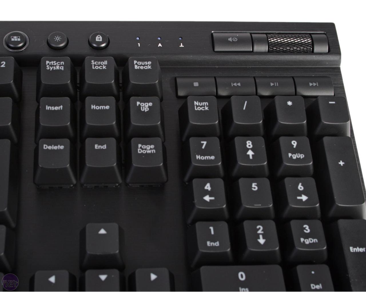 Corsair Vengeance K70 Review Bit Tech Net