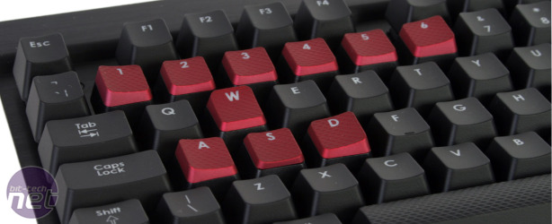 Corsair Vengeance K70 Review Corsair Vengeance K70 - Performance and Conclusion