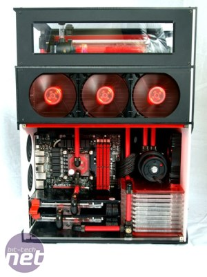 May 2013 Bit-tech Modding Update Onwards and upwards by imersa and Parvum Extreme MbK by kier