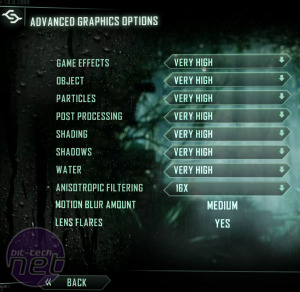 Nvidia GeForce GTX 760 2GB Review GeForce GTX 760 2GB - Crysis 3 Performance