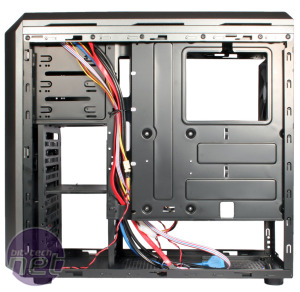 In-Win G7 Review In-Win G7 - Interior