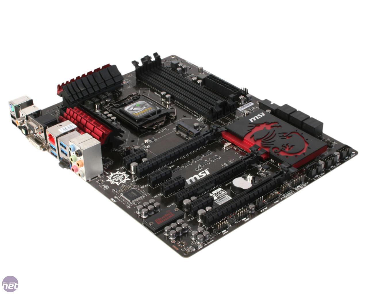 Msi Z87 G45 Gaming Review Bit Tech Net