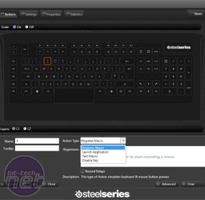 SteelSeries Apex [Raw] Review SteelSeries Apex [Raw] Review - Layout and Performance