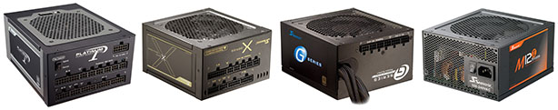 Win one of Four Seasonic Power Supplies! - winners announced Win one of Four Seasonic Power Supplies!