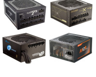Win one of Four Seasonic Power Supplies! - winners announced